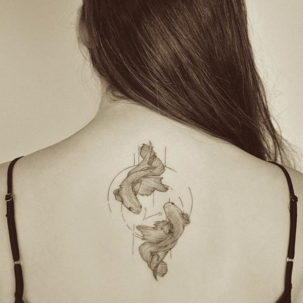 33 Precious Pisces Tattoo Ideas For Pretty Women Tattooness