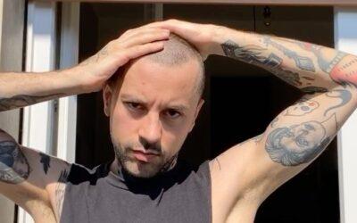 49 Fabulous Fine Line Poetic Tattoos From Jakub Nowicz